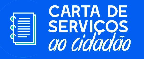 CARTA DE SERVIÇOS AO USUÁRIO (CIDADÃO)